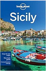 Lonely Planet Sicily (Paperback, 6)