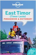 Lonely Planet East Timor Phrasebook & Dictionary (Paperback, 3)