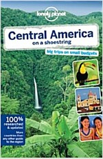 Lonely Planet: Central America on a Shoestring (Paperback, 8)