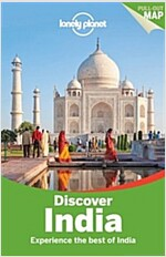 [중고] Lonely Planet Discover India [With Map] (Paperback, 2)