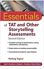 Essentials of TAT and Other Storytelling Assessments (Paperback, 2 Rev ed)