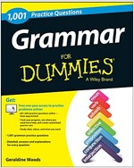 Grammar for Dummies: 1,001 Practice Questions (Paperback)