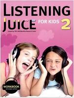Listening Juice for Kids 2 Workbook (테이프 별매)