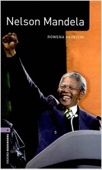 Oxford Bookworms Library Factfiles: Level 4:: Nelson Mandela (Paperback)