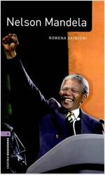 [중고] Oxford Bookworms Library Factfiles: Level 4:: Nelson Mandela (Paperback)