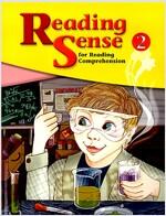 Reading Sense 2 (Paperback + CD 1장)