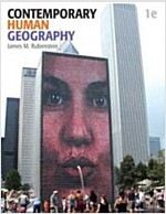 [중고] Contemporary Human Geography (Paperback, Pass Code, 1st)