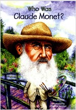 Who Was Claude Monet? (Paperback)