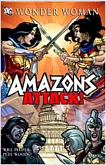 Wonder Woman: Amazons Attack SC (Paperback)
