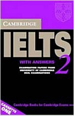 Cambridge Ielts 2: Examination Papers from the University of Cambridge Local Examinations Syndicate (Audio Cassette, 2)