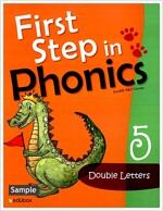 First Step in Phonics 5 (paperback + MP3 CD 1장)