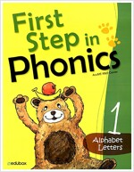 First Step in Phonics 1 (paperback + MP3 CD 1장)