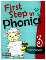 First Step in Phonics 3 (paperback + MP3 CD 1장)