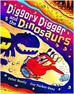 Diggory Digger and the Dinosaurs (Paperback)