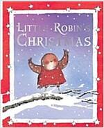 Little Robin's Christmas (Paperback)