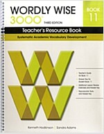 Wordly Wise 3000: Book 11 (Teacher Resource, 3rd Edition)