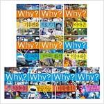 Why? 와이 초등과학학습만화 시리즈 71~80권 세트(학습만화증정)