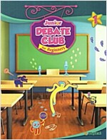 Junior Debate Club for Beginners 1 StudentBook