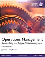 Operations Management (Paperback, Global ed of 11th revised ed)