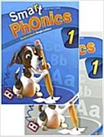 [세트] Smart Phonics 1 Pack(SB+WB, New Edition) (New Edition)