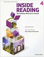 Inside Reading: Level 4: Student Book (Paperback, 2 Revised edition)