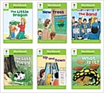 Oxford Reading Tree Workbook : Stage 2 More Patterned Stories A (Workbook6권 + 스티커 7장)