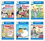 Oxford Reading Tree Workbook : Stage 3 More Stories Pack A (Workbook6권 + 스티커 7장)