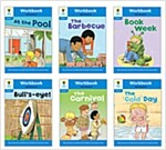 Oxford Reading Tree Workbook : Stage 3 More Stories Pack B (Workbook6권 + 스티커 7장)