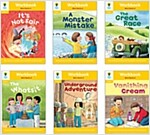 Oxford Reading Tree Workbook : Stage 5 More Stories A (Workbook6권 + 스티커 7장)