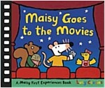 Maisy Goes to the Movies: A Maisy First Experiences Book (Paperback)