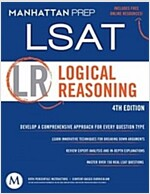Logical Reasoning LSAT Strategy Guide (Paperback, 4)