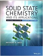 Solid State Chemistry and Its Applications (Paperback, 2)
