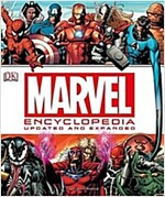 Marvel Encyclopedia: The Definitive Guide to the Characters of the Marvel Universe (Hardcover, Updated, Expand)