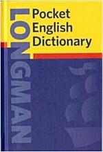 Longman Pocket English Dictionary (Hardcover)