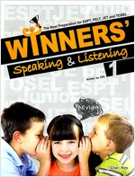 Winners' Speaking & Listening 1 (책 + CD 1장)
