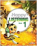 Happy Listening 1 : Studentbook (With Workbook +Answer Key +Hybird CD:3) (Paperback)