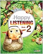 Happy Listening 2 : Studentbook (With Workbook +Answer Key +Hybird CD:3) (Paperback)