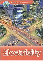 Oxford Read and Discover: Level 2: Electricity (Paperback)