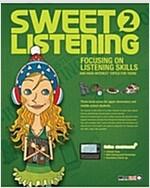 Sweet Listening 2 : Studentbook +Workbook +Answer Key +MP3 CD (Paperback)