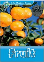 Oxford Read and Discover: Level 1: Fruit Audio CD Pack (Package)