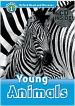 Oxford Read and Discover: Level 1: Young Animals Audio CD Pack (Package)