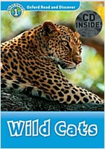 Read and Discover 1: Wild Cats (With CD)