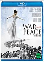 [중고] [블루레이] 전쟁과 평화