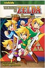 The Legend of Zelda, Vol. 6: Four Swords - Part 1 (Paperback)