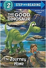 The Journey Home (Disney/Pixar the Good Dinosaur) (Paperback)