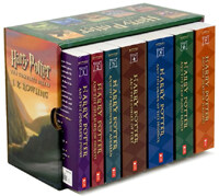 Harry Potter Paperback Boxed Set: Books #1-7 (Boxed Set)