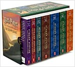 Harry Potter Paperback Boxed Set: Books #1-7 (Paperback, 미국판, Boxed Set)