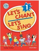 Let's Chant, Let's Sing 1: CD Pack (Package)