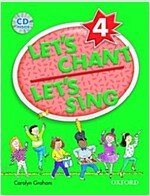 Let's Chant, Let's Sing: 4: CD Pack (Package)