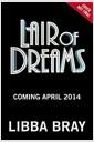 [중고] Lair of Dreams: A Diviners Novel (Hardcover)